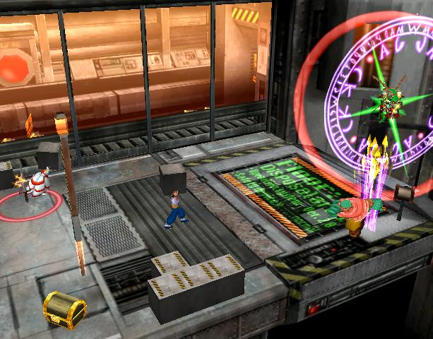 Power Stone 2 Capcom Sega Dreamcast Fighting Game Xtreme Retro 12