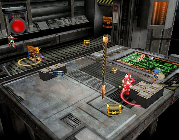 Power Stone 2 Capcom Sega Dreamcast Fighting Game Xtreme Retro 13