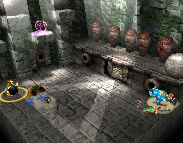 Power Stone 2 Capcom Sega Dreamcast Fighting Game Xtreme Retro 14