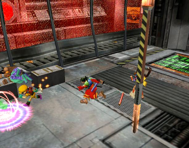 Power Stone 2 Capcom Sega Dreamcast Fighting Game Xtreme Retro 15