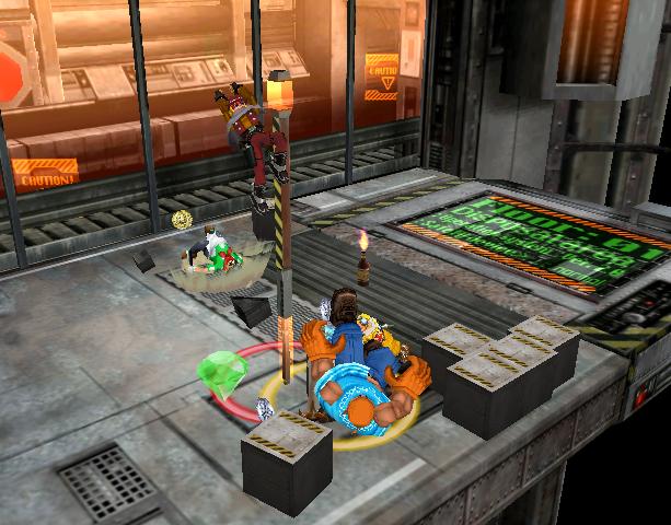 Power Stone 2 Capcom Sega Dreamcast Fighting Game Xtreme Retro 19