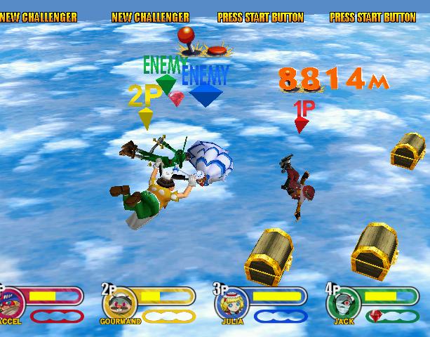 Power Stone 2 Capcom Sega Dreamcast Fighting Game Xtreme Retro 4