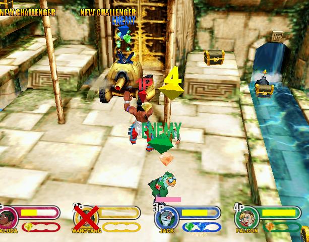 Power Stone 2 Capcom Sega Dreamcast Fighting Game Xtreme Retro 5