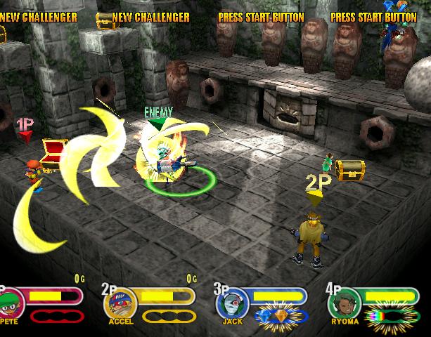 Power Stone 2 Capcom Sega Dreamcast Fighting Game Xtreme Retro 7