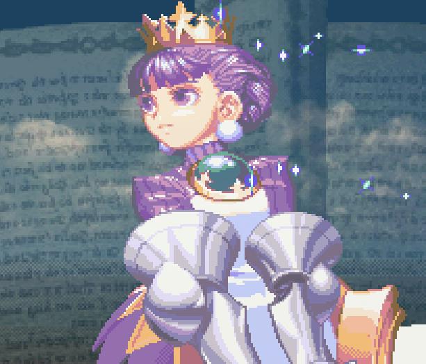 Princess Crown Atlus Sega Saturn JRPG Xtreme Retro 1