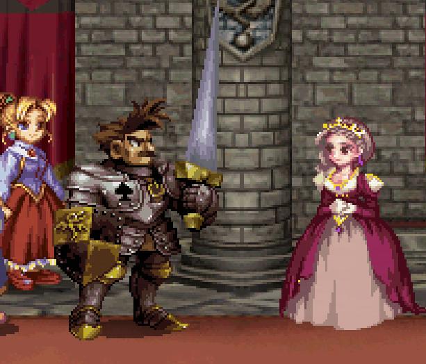 Princess Crown Atlus Sega Saturn JRPG Xtreme Retro 8