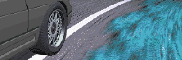 Roadsters Titus Virgin Sony PlayStation PSX Sega Dreamcast DC Nintendo 64 N64 Racing Xtreme Retro Pixel Art