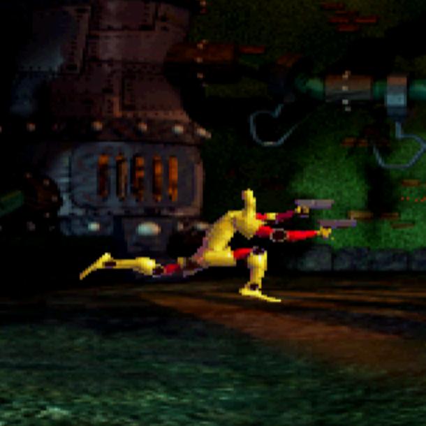 Scud The Disposable Assassin Sega Saturn Xtreme Retro 4