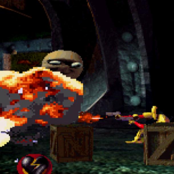 Scud The Disposable Assassin Sega Saturn Xtreme Retro 5