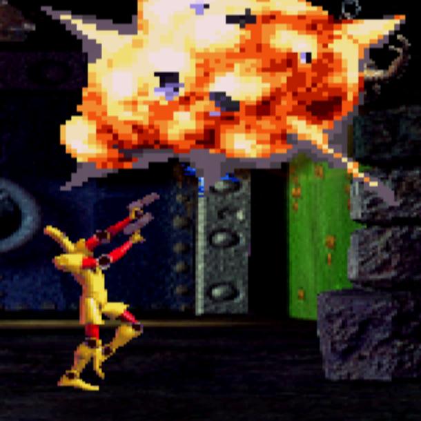 Scud The Disposable Assassin Sega Saturn Xtreme Retro 6