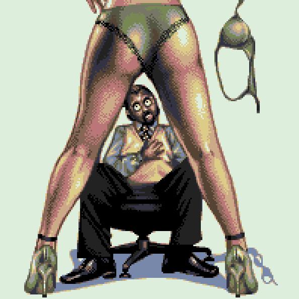 Sex Pixel Art Xtreme Retro