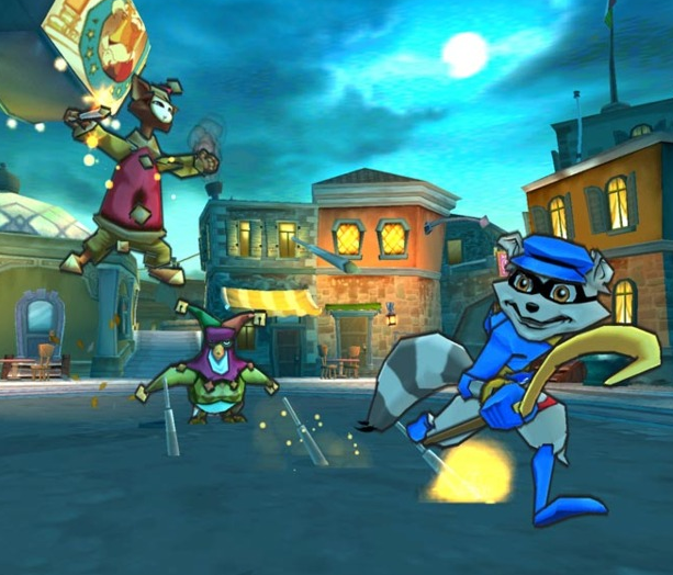 Sly 3 Honor de Ladrones PlayStation 2 PS2 PS3 Sony Xtreme Retro 4