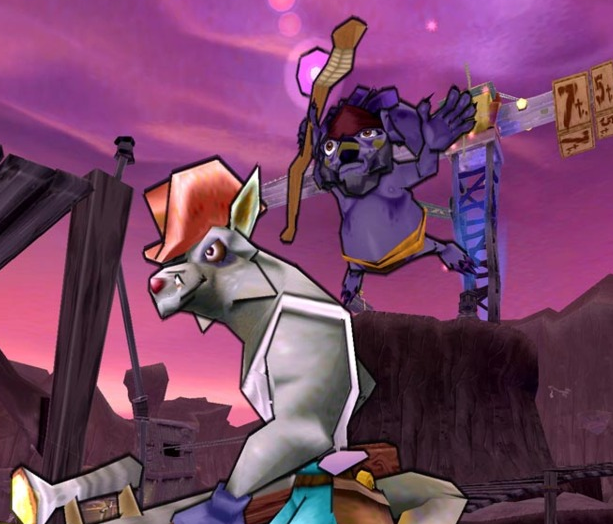 Sly 3 Honor de Ladrones PlayStation 2 PS2 PS3 Sony Xtreme Retro 6