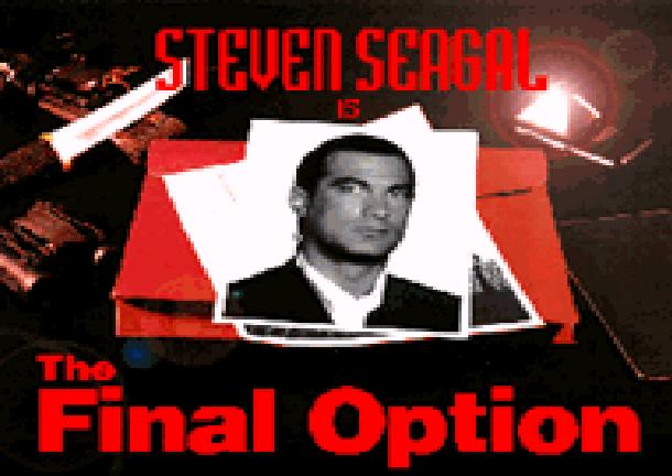 Steven Seagal is the Final Option Super Nintendo SNES Super Famicom Cancelled Game Xtreme Retro 1
