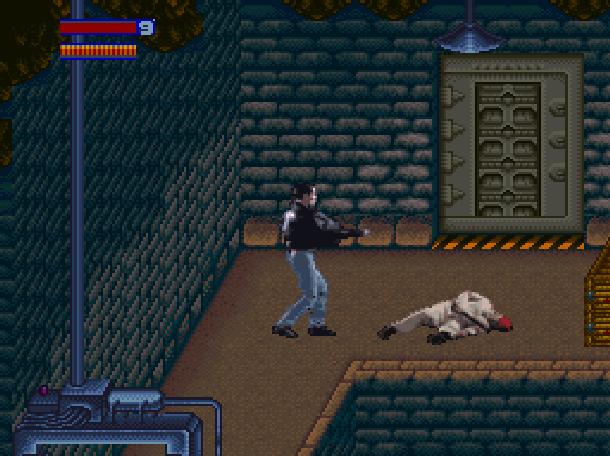 Steven Seagal is the Final Option Super Nintendo SNES Super Famicom Cancelled Game Xtreme Retro 5