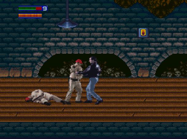 Steven Seagal is the Final Option Super Nintendo SNES Super Famicom Cancelled Game Xtreme Retro 6