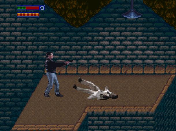 Steven Seagal is the Final Option Super Nintendo SNES Super Famicom Cancelled Game Xtreme Retro 8