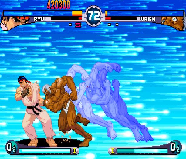 Street Fighter Double Impact Arcade Sega Dreamcast Capcom Fighting Xtreme Retro 10