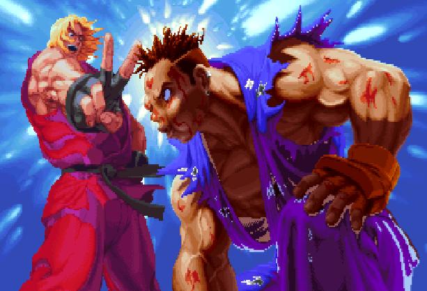 Street Fighter Double Impact Arcade Sega Dreamcast Capcom Fighting Xtreme Retro 5