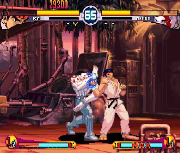 Street Fighter Double Impact Arcade Sega Dreamcast Capcom Fighting Xtreme Retro 8