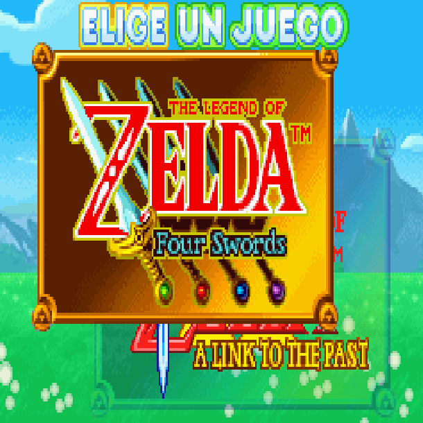 The Legend of Zelda Super Nintendo Game Boy Advance SNES GBA A Link to the Past Four Swords Xtreme Retro 2