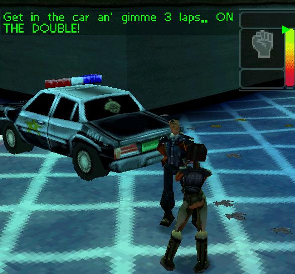 Urban Chaos PlayStation Sega Dreamcast Xtreme Retro 1
