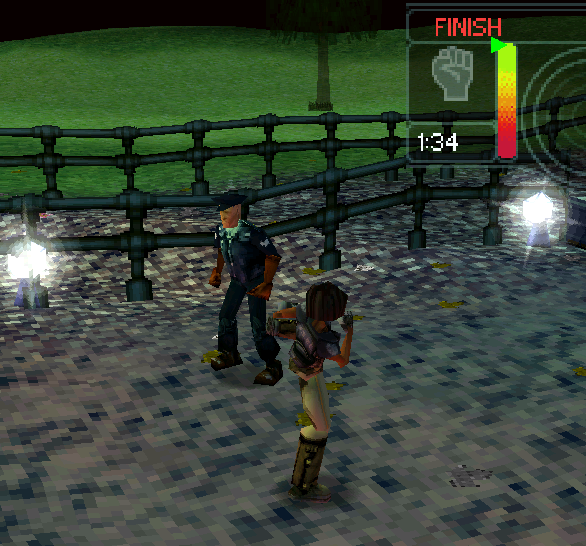 Urban Chaos PlayStation Sega Dreamcast Xtreme Retro 5