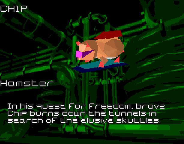 Virtua Hamster Cancelled Sega 32X Game Xtreme Retro 2