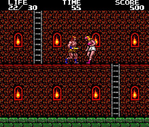 Danan the Jungle Fighter Sega Master System Xtreme Retro 4