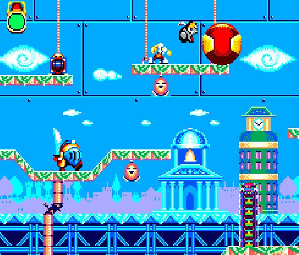 Dynamite Headdy Sega Master System Xtreme Retro 4