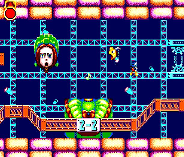 Dynamite Headdy Sega Master System Xtreme Retro 6