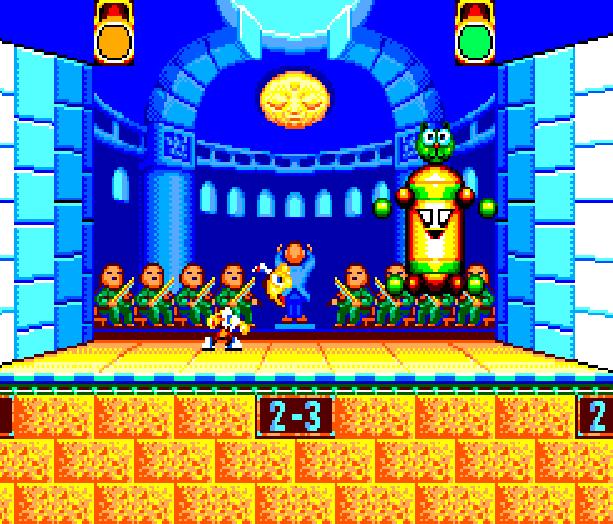 Dynamite Headdy Sega Master System Xtreme Retro 7