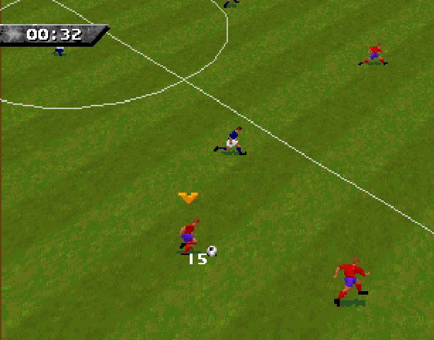 Fifa Soccer 96 Sega Genesis Mega Drive 32X EA Sports Electronic Arts Probe Entrtainment Xtreme Retro 6