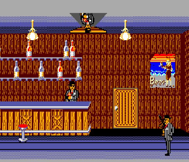Gangster Town Sega Master System Shooting Game Xtreme Retro 3
