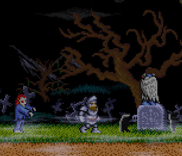 Ghosts N Demons OpenBOR Xtreme Retro 2