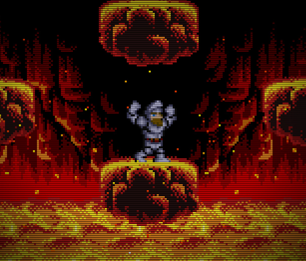 Ghosts N Demons OpenBOR Xtreme Retro 3