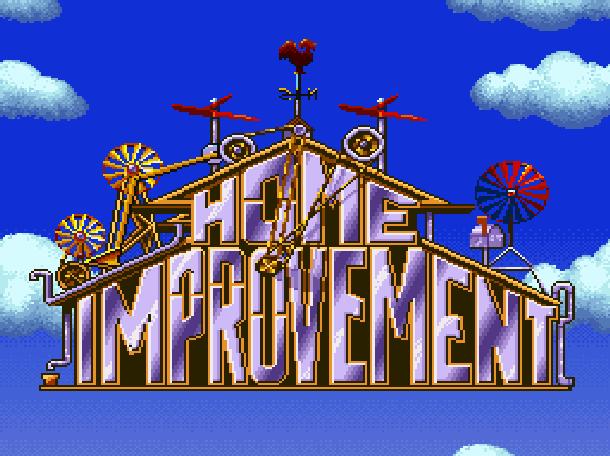 Home Improvement Super Nintendo SNES Xtreme Retro 1