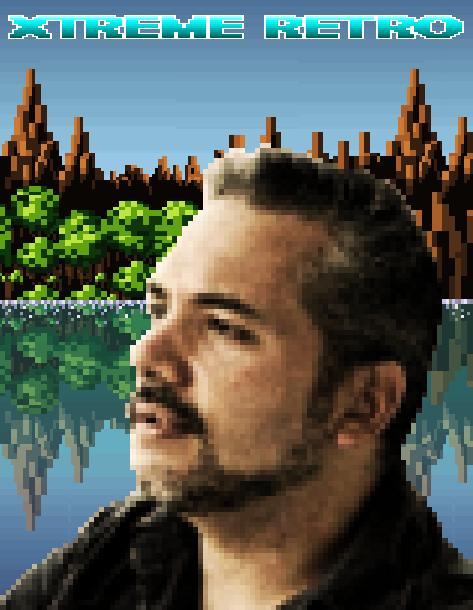 Jose Manuel Fernandez Spidey Metodologic Genesis Pixel Art Xtreme Retro