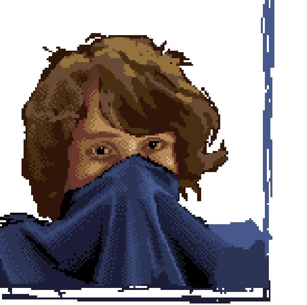 Ninja Pixel Art Xtreme Retro