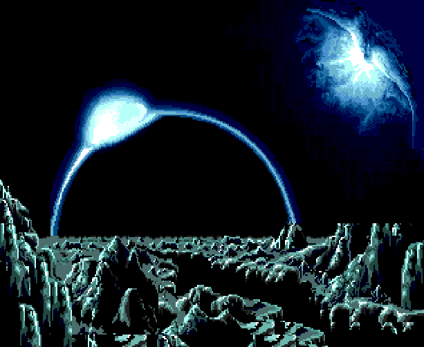 Phantasy Star III Generations of Doom Sega Genesis Mega Drive Game Boy Advance GBA JRPG Xtreme Retro 3