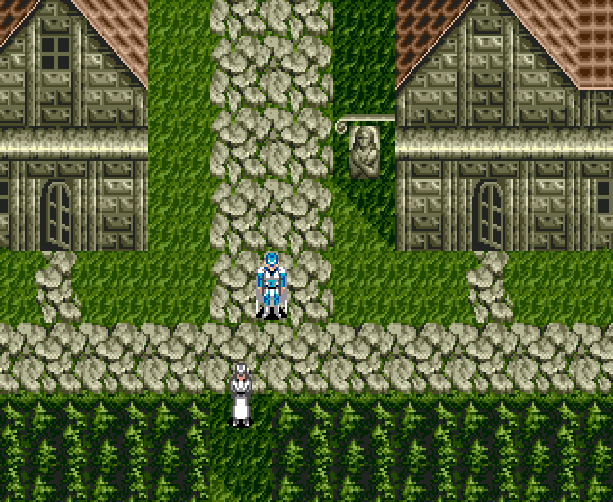Phantasy Star III Generations of Doom Sega Genesis Mega Drive Game Boy Advance GBA JRPG Xtreme Retro 4