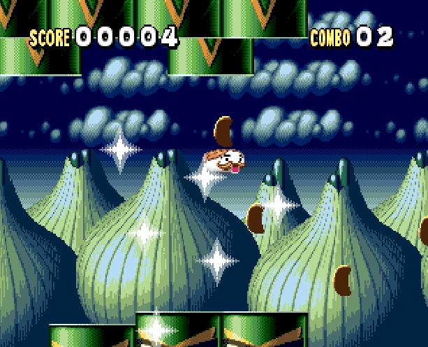 Pringles The Game Sega Genesis Mega Drive Xtreme Retro 3