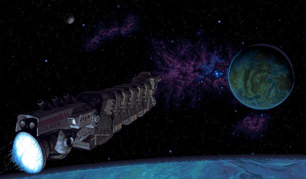 Psy o Blade Moving Adventure Sega Genesis Mega Drive Xtreme Retro Pixel Art