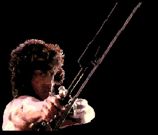 Rambo III Sega Genesis Mega Drive Xtreme Retro 1