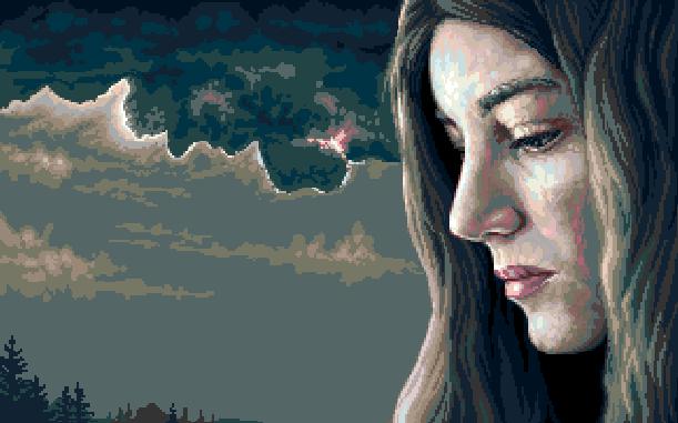 Refugee Pixel Art Xtreme Retro