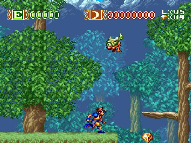Sky Blazer Sony Super Nintendo SNES Xtreme Retro 3