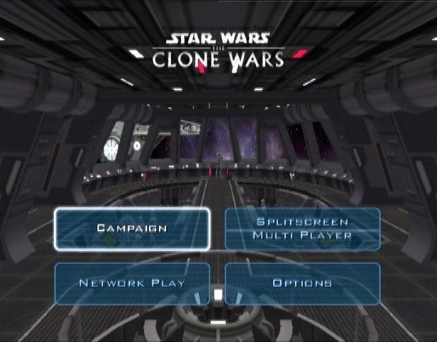 Star Wars The Clone Wars 2002 Pandemic Studios LucasArts GameCube GC PlayStation 2 PS2 Xbox Shooter Xtreme Retro 15
