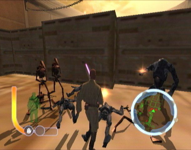 Star Wars The Clone Wars 2002 Pandemic Studios LucasArts GameCube GC PlayStation 2 PS2 Xbox Shooter Xtreme Retro 21