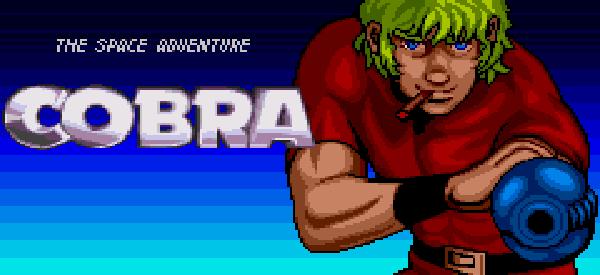 The Space Adventure Cobra The Legendary Bandit Sega CD Mega CD Xtreme Retro 1
