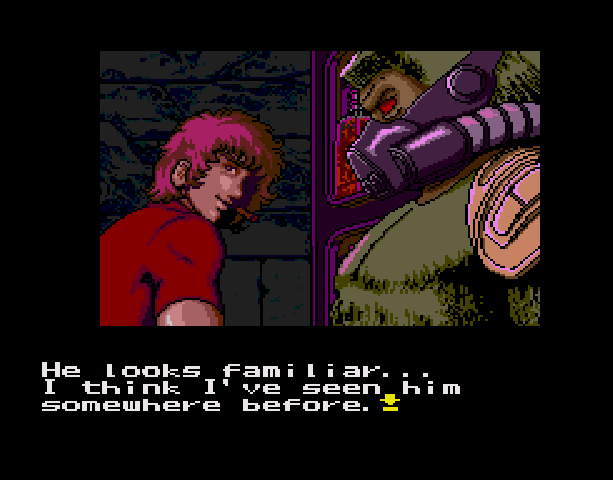 The Space Adventure Cobra The Legendary Bandit Sega CD Mega CD Xtreme Retro 6